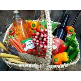Panier apéro légumes pour 6/8 personnes