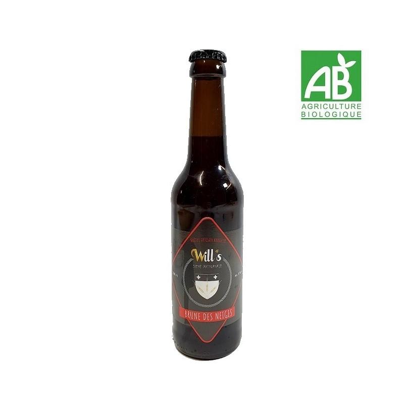 Bière Brune des Neiges
