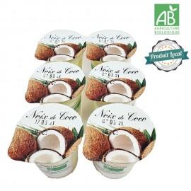 6 Yaourts Noix de Coco