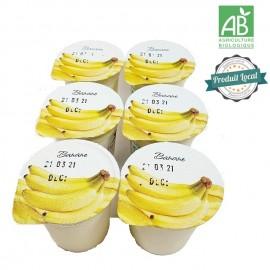 6 Yaourts Banane