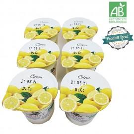 6 Yaourts Citron