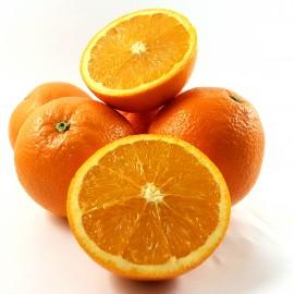 Orange à manger